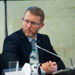 Саїд Ісмагілов - заступник ГоловиПравління УНРДЛ, муфтій в Духовному управлінні мусульман України