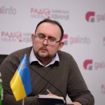 Станіслав Федорчук - Голова Правління УНРДЛ, політолог, активіст Євромайдану в Донецьку