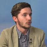 Олег Саакян - член Правління УНРДЛ, громадський активіст, політолог