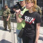 Акція Фрі Сенцов під посольством РФ в Києві - фото 21