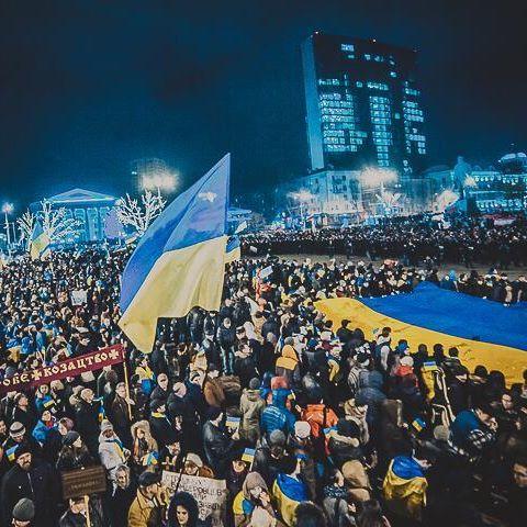 Донецьк за єдину Україну