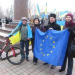 1-Хроника донецкого Евромайдана -6